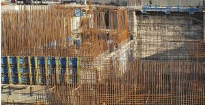 قالب فلزی برای قالب بندی دیوار